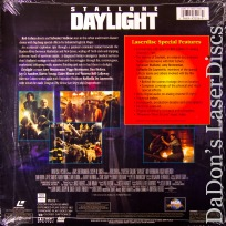 Daylight AC-3 THX WS Signature Collection Rare NEW LaserDisc Action