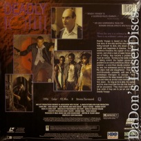 Deadly Voyage DSS Rare NEW LaserDisc Suchet Epps Ukrainian Shocker Drama