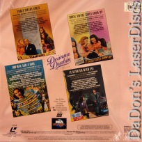 The Deanna Durbin Collection Rare NEW LaserDiscs Box