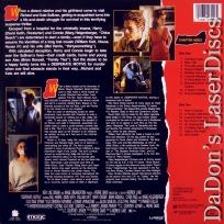 Desperate Motive Rare NEW LaserDisc Keith Katt Thriller