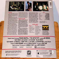 The Detective WS Rare LaserDisc Sinatra Bisset Duvall Thriller *CLEARANCE*