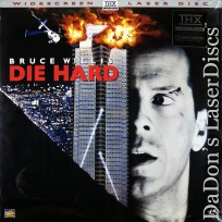 Die Hard AC-3 THX WS Rare NEW LaserDisc Bruce Willis Action
