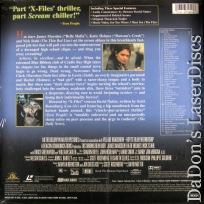 Disturbing Behavior AC-3 WS Rare LaserDisc Marsden Holmes Horror