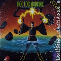 Doctor Mordrid Master of the Unknown Full Moon LaserDisc Sci-Fi *CLEARANCE*