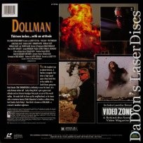 Dollman Rare NEW Full Moon LaserDisc Cult Thomerson 13-inch Cop Sci-Fi *CLEARANCE*