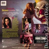 Dollman vs. Demonic Toys NEW Full Moon LaserDisc Cult Sci-Fi