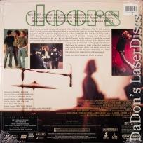 Doors AC-3 WS PSE Rare LaserDisc Pioneer Special Edition Biography Drama