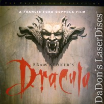 Dracula WS CAV Criterion 183 LaserDisc Reeves Hopkins Horror