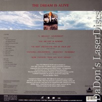 The Dream Is Alive IMAX Dolby Surround CAV Rare LaserDisc Space Conkite Documentary