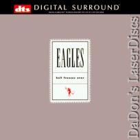 Eagles Hell Freezes Over DTS LaserDisc Mega-Rare Concert Music