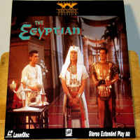 The Egyptian Rare NEW LaserDisc Simmons Mature