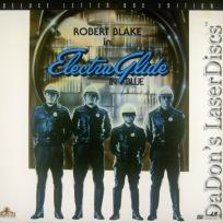 Electra Glide In Blue WS Rare LaserDisc Blake Guercio Motorcycle Cop Mystery