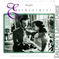 Enchantment PSE Rare LaserDisc Pioneer Special Edition Romantic Drama