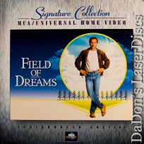 Field of Dreams LaserDisc WS Signature Collection Baseball Drama
