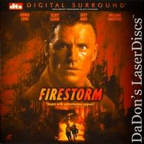 Firestorm DTS WS LaserDisc Long Glenn Forsythe Amis Action
