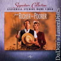 For Richer or Poorer AC-3 WS LaserDisc Signature Collection Comedy *CLEARANCE*