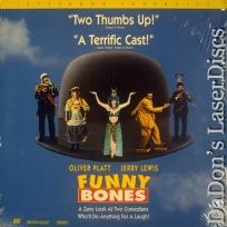 Funny Bones DSS WS NEW Rare LaserDisc Platt Comedy