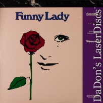 Funny Lady WS PSE Pioneer Special Edition NEW LaserDisc Streisand Musical