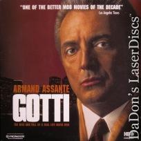 Gotti DSS Rare NEW LaserDisc Assante Quinn Forsythe