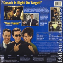 Grosse Pointe Blank AC-3 WS LaserDisc Cusack Comedy *CLEARANCE*