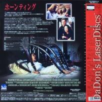 The Haunting AC-3 6.1 WS 1999 Rare NEW LaserDisc Zeta-Jones