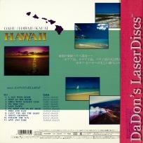 Hawaii MUSE Hi-Vision Rare LD HDTV 1080i Scenery