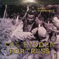 The Hidden Fortress WS Criterion #232 NEW LaserDisc Japan Drama Foreign