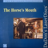 The Horse\'s Mouth Criterion #42 NEW LaserDisc Guinness Comedy