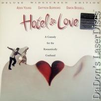 Hotel de Love DSS WS NEW LaserDisc Sp Ed Bossell Comedy