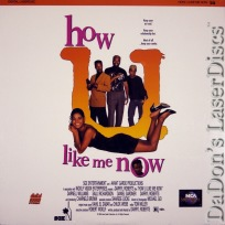 How U Like Me Now NEW Rare LaserDisc Richardson Interracial Relationship Comedy