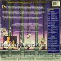 The Hunchback of Notre Dame DTS THX WS LaserDisc Disney Animation