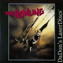 The Howling Collector\'s Edition Widescreen Rare LaserDisc Horror *CLEARANCE*