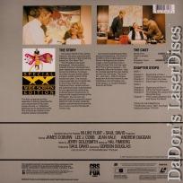 In Like Flint WS LaserDisc Coburn Cobb Hale Duggan Spy Action