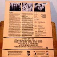 The Incident Mega-Rare LaserDisc Sheen Bridges Thriller *CLEARANCE*