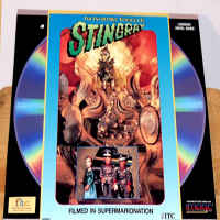 Incredible Voyage of Stingray Rare LaserDisc *CLEARANCE*