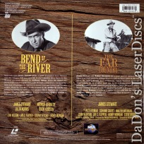 Bend of the River / The Far Country Encore LaserDisc