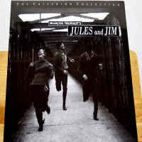 Jules and Jim WS Criterion #165 Rare LaserDisc French Drama *CLEARANCE*