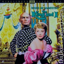 The King and I AC-3 THX WS NEW Rare LaserDisc Musical