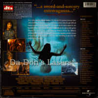 Kull The Conqueror DTS WS Rare LaserDisc Sorbo Carrere Lombard Fantasy