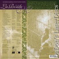 La Ronde Rare Criterion LaserDisc #264 Signoret Drama Foreign