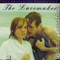 The Lacemaker Criterion #112 Rare LaserDisc Huppert