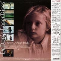 Secret of Roan Inish Rare Widescreen Japan Only NEW LaserDisc Drama