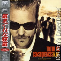 Truth or Consequences N.M. Mega-Rare NEW Japan Only DSS LaserDisc Action