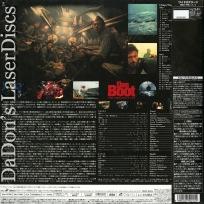 Das Boot AC-3 UNCUT Widescreen NEW Rare Japan LaserDisc Drama