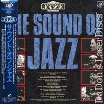 Vintage Jazz Collection Sound of Jazz Mega-Rare Japan Only LaserDisc Music