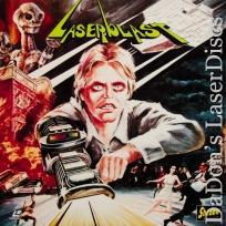 Laserblast Shadow LaserDisc LD Cult Movie! Sci-Fi *CLEARANCE*