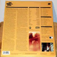 Last Tango in Paris WS Criterion #122 Uncut LaserDisc Brando Drama