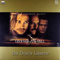 Legends of the Fall MUSE Hi-Vision Rare LD HDTV 1080i