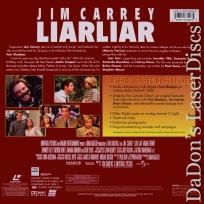 Liar Liar AC-3 THX WS LaserDisc Signature Collection Comedy
