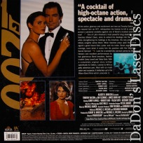 Licence To Kill WS Remastered LaserDisc 007 James Bond Dalton Spy Action